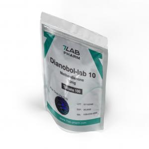 [Danabol 10 [600 Tablets]]