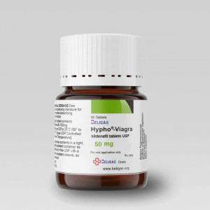 Hypho-Viagra - Sildenafil Citrate - Beligas Pharmaceuticals