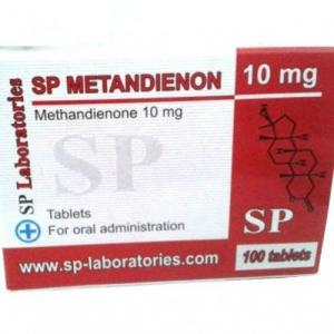 SP Methandienone - Methandienone - SP Laboratories
