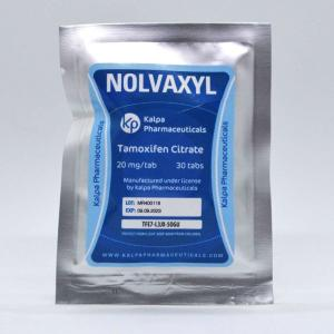 Nolvaxyl - Tamoxifen Citrate - Kalpa Pharmaceuticals LTD, India