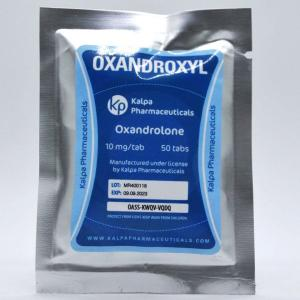 Oxandroxyl 10 - Oxandrolone - Kalpa Pharmaceuticals LTD, India