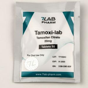 Tamoxi-lab - Tamoxifen Citrate - 7Lab Pharma, Switzerland